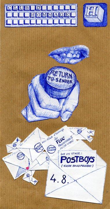 #07 /// return to sender