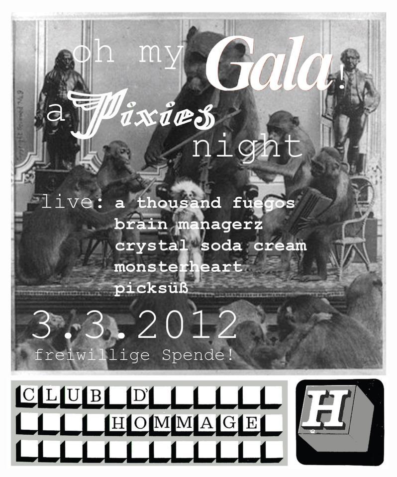 #28 /// Oh my Gala